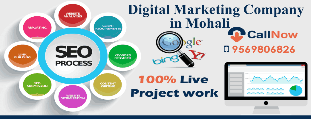 seo training in mohali