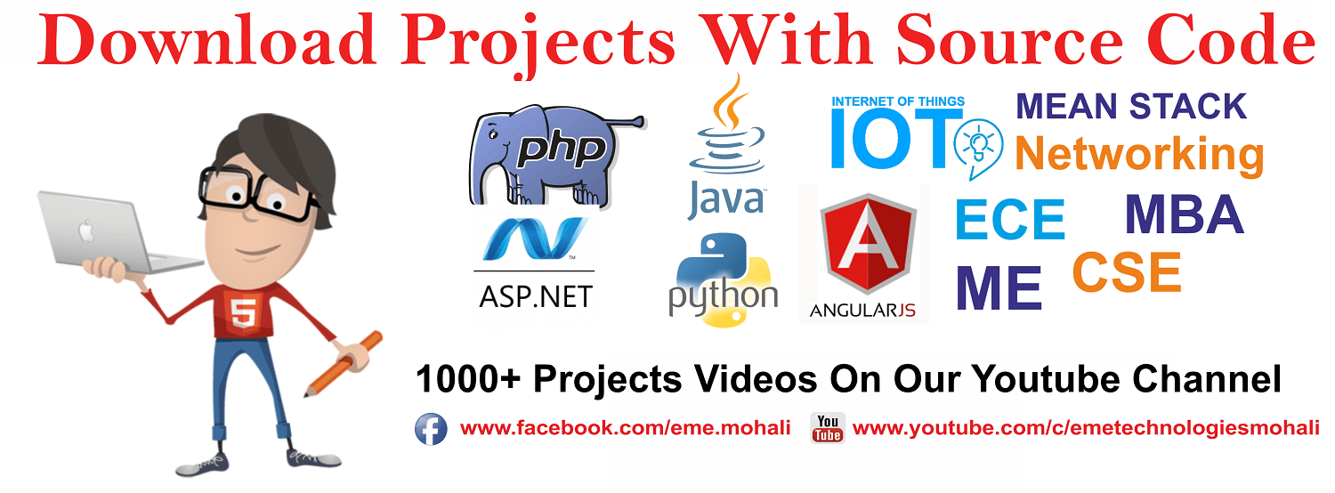 Download College Projects Report With PPT and Source Code