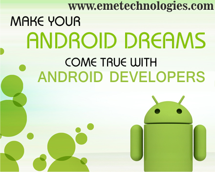 android app development | mobile app development training